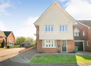 4 Bedrooms Detached house for sale in Harris Close, Romford RM3