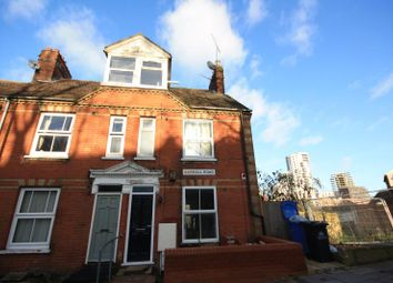 Thumbnail 1 bedroom flat to rent in Burrell Road, Ipswich, Suffolk