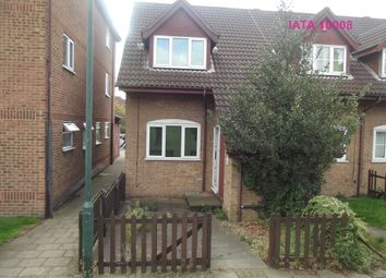 Thumbnail 2 bed end terrace house to rent in Mariners Walk, Erith
