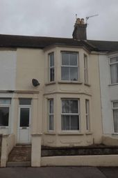Thumbnail 2 bed terraced house to rent in Alma Terrace, St Leonards On Sea