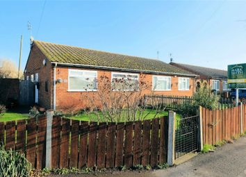 Thumbnail 2 bedroom semi-detached bungalow for sale in Faversham Road, Seasalter, Whitstable, Kent