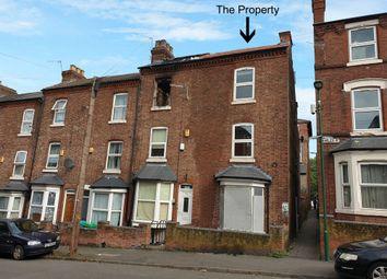 Thumbnail 3 bed property for sale in 42 Maples Street, Nottingham, Nottinghamshire