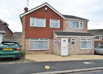 Thumbnail 4 bedroom detached house for sale in Hazel Cote Road, Whitchurch, Bristol