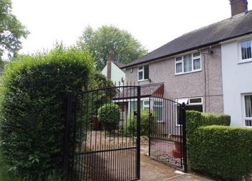 3 bed semi-detached house for sale in Wycombe Close, Clifton, Nottingham, Nottinghamshire NG11