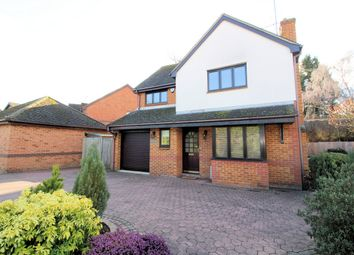 Thumbnail 4 bed detached house for sale in Elderberry Drive, St Ippolyts, Hitchin, Hertfordshire