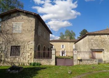 Thumbnail 4 bed equestrian property for sale in Montcaret, Dordogne, France