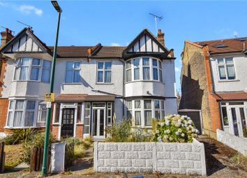 Thumbnail 3 bed semi-detached house for sale in Hereford Road, London