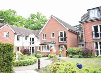 Thumbnail 1 bed property for sale in Wellington Lodge, Firwood Drive, Camberley, Surrey