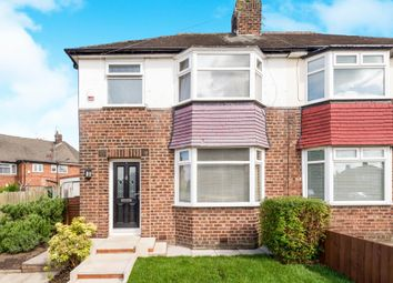 Thumbnail 3 bedroom semi-detached house for sale in Inchcape Road, Broadgreen, Liverpool