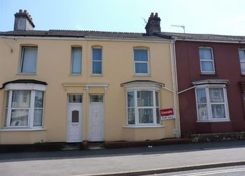 Thumbnail 3 bed property to rent in Embankment Road, Plymouth