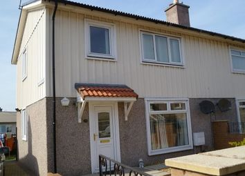 Thumbnail 3 bed semi-detached house to rent in Carrick Crescent, Dalkeith