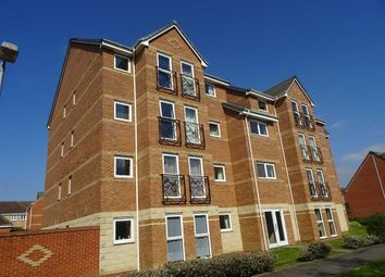 Thumbnail 1 bed flat for sale in Marigold Walk, Bermuda Park, Nuneaton