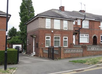 Thumbnail 3 bed end terrace house for sale in Southend Road, Sheffield