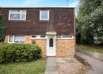 Thumbnail 4 bedroom end terrace house for sale in Bloomsbury Gardens, Houghton Regis, Dunstable