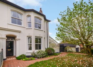 Thumbnail 3 bed semi-detached house to rent in The Crescent, Farnham