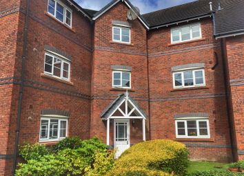 Thumbnail 2 bed flat for sale in Bishopsgate, Hoole, Chester