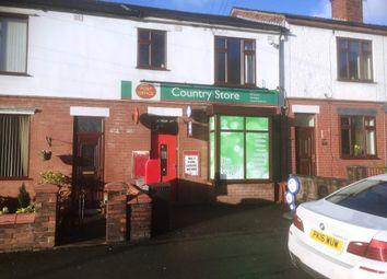 Thumbnail Retail premises for sale in Wigan WN1, UK