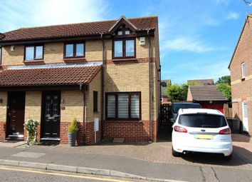 Thumbnail 3 bed semi-detached house for sale in Kingfisher Crescent, Rayleigh