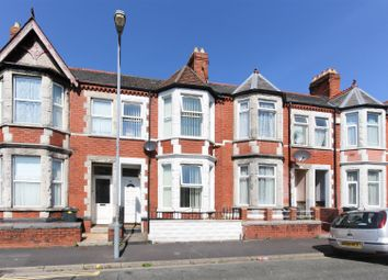 Thumbnail 5 bedroom terraced house for sale in Tewkesbury Street, Roath, Cardiff