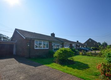 Thumbnail 3 bedroom bungalow for sale in The Street, West Hougham