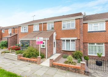 Thumbnail 3 bed terraced house for sale in Berrymeade Walk, Ifield, Crawley