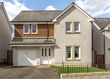 Thumbnail 4 bed detached house for sale in The Kirklands, Stirling