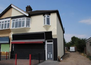 Thumbnail Commercial property for sale in Rainham Road, Rainham