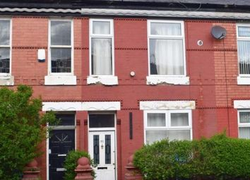 Thumbnail 2 bed terraced house to rent in Horton Road, Rusholme, Manchester
