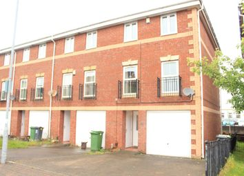 Thumbnail 3 bedroom town house for sale in Heol Dewi Sant, Heath, Cardiff