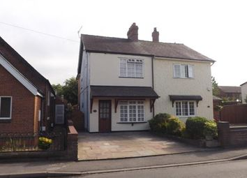 Thumbnail 4 bed property for sale in Main Road, Goostrey, Crewe, Cheshire