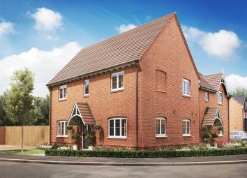 Thumbnail 3 bed property for sale in Cropston Road, Anstey, Leicester
