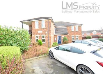 Thumbnail 1 bed flat for sale in Flat 3, Maple Court, Winsford
