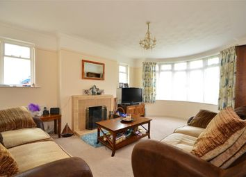 Thumbnail 2 bed semi-detached bungalow for sale in Woodgate Road, Woodgate, Chichester, West Sussex
