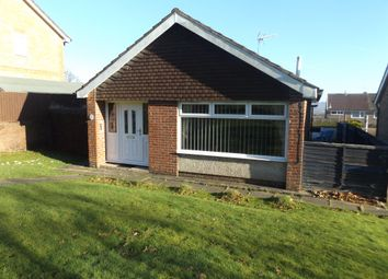Thumbnail 2 bed detached bungalow for sale in Carmarthen Court, Hendredenny, Caerphilly