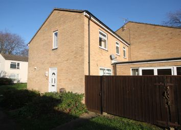 Thumbnail 4 bed end terrace house to rent in Dundee Close, Cambridge