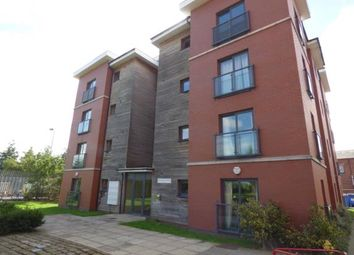 Thumbnail 2 bed flat for sale in Frappell Court, Central Way, Warrington, Cheshire