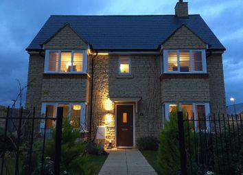 Thumbnail 3 bed semi-detached house for sale in Buccaneer Avenue, Brockworth, Gloucester