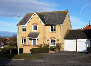 4 bed detached house for sale in Speedwell Road, Whitstable CT5