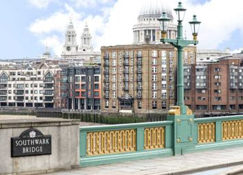 Thumbnail 2 bed flat for sale in Globe View, High Timber Street, London