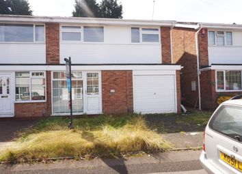 Thumbnail 3 bed semi-detached house to rent in Woodend, Great Barr, Birmingham