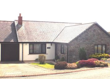 Thumbnail 3 bed detached bungalow for sale in Swallowdale, Saundersfoot, Pembrokeshire