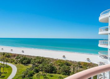 Thumbnail 3 bed town house for sale in 455 Longboat Club Rd 903, Longboat Key, Fl, 34228