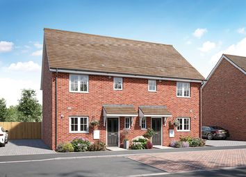 """Thumbnail 3 bed property for sale in """"The Hatfield"""" at Factory Hill, Tiptree, Colchester"""