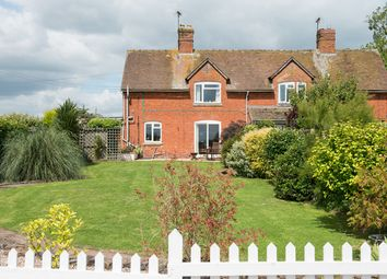 Thumbnail 2 bed cottage for sale in Upper Sapey, Worcester