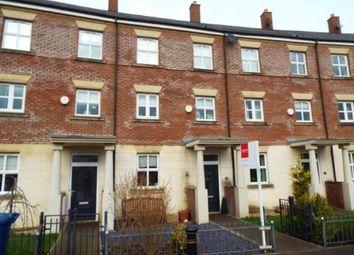 Thumbnail 4 bed terraced house for sale in Dorchester Avenue, Walton-Le-Dale, Preston, Lancashire