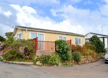 Thumbnail 2 bed mobile/park home for sale in Truthwall, Crowlas, Penzance