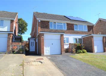 Thumbnail 3 bed semi-detached house for sale in Curlew Drive, Tilehurst, Reading, Berkshire