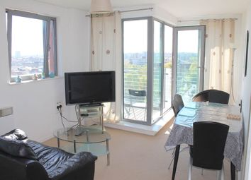 Thumbnail 2 bed flat to rent in Skyline, 165 Granville Street, Birmingham