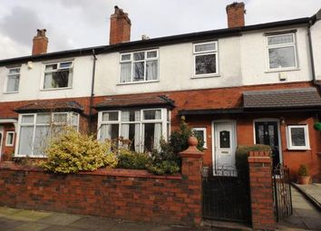 Thumbnail 3 bed terraced house for sale in Parkdale Road, Bolton, Greater Manchester