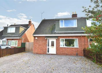 Thumbnail 3 bed semi-detached house for sale in Faringdon Road, Cheltenham, Gloucestershire